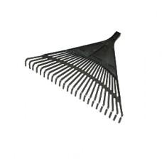 Грабли веерные пластмассовые  610*540мм 24зуб.