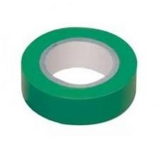 Лента изоляц. ПВХ  зеленая в/с