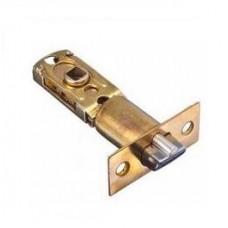 Механизм защелки 60/70мм золото 616-001