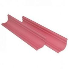 Бордюр /ванны пластик розов.