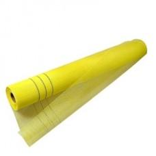 Сетка стекло-волокно  фас. 1х 50 м  ЖЕЛТАЯ   ( 145г/м2)