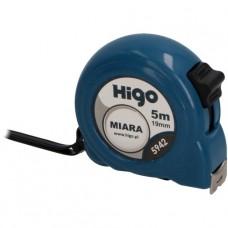 Рулетка метал.   5,0мх19мм HIGO  EGA 5942