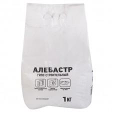 Гипс (алебастр) 1 кг   1/20