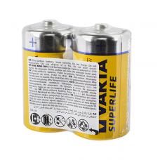 Батарейка R14 Varta SUPERLIFE 2014  SR2  1/24