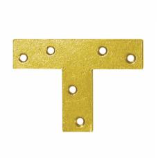 Соединитель Т-образный КТ 1 70х50х16 оц. (50)