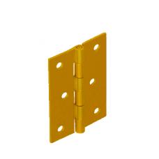 Петля  ZS80 80х56х1.5  желт.