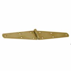 Петля  ZTS  250 250х45х2.0 треугольная  желт. (10)