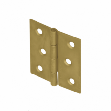 Петля  ZS45 45х40х1,0  желт.    1/100