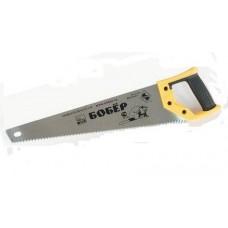Ножовка по дер. 400мм  Бобёр шаг 4мм закал.зуб ЭНКОР