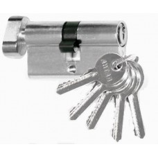 Вставка Антал МЦ-60-N-V-6кл. 60мм ключ/верт хром  (120/12) 9-518